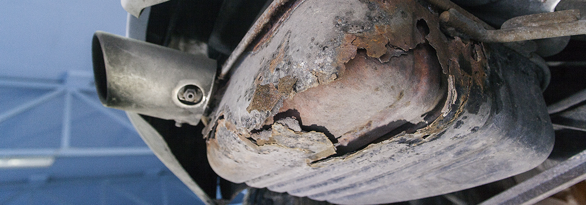 Does Muffler Tape Really Work?