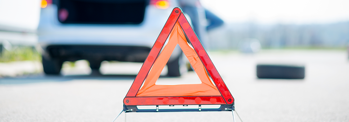 From a Blown Tire to Brakes Going Out: How to Survive Car Emergencies