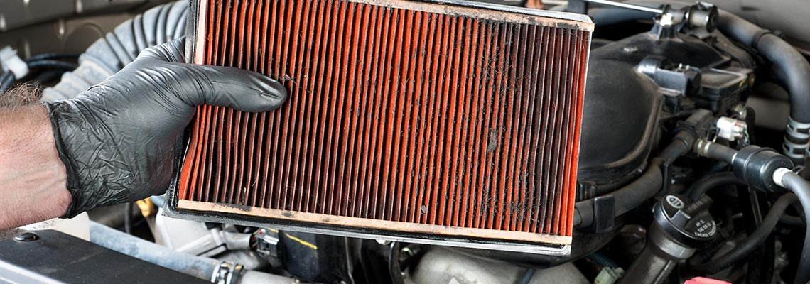 5 Signs it's Time to Change Your Car's Engine Air Filter