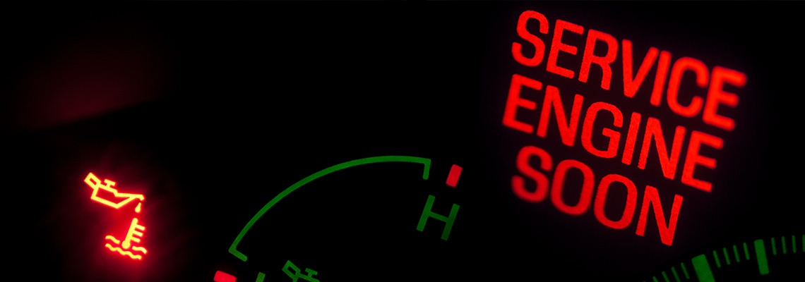 The 7 Most Common Reasons Your Check Engine Light Turns On