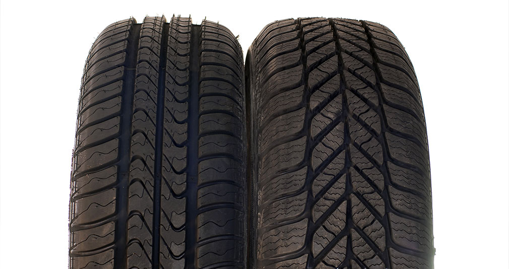 The Dangers of Driving With Winter Tires in the Summer