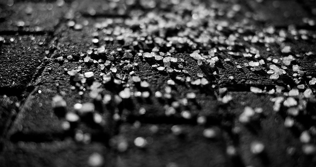 The Untold Negative Effects of Salt on Roads