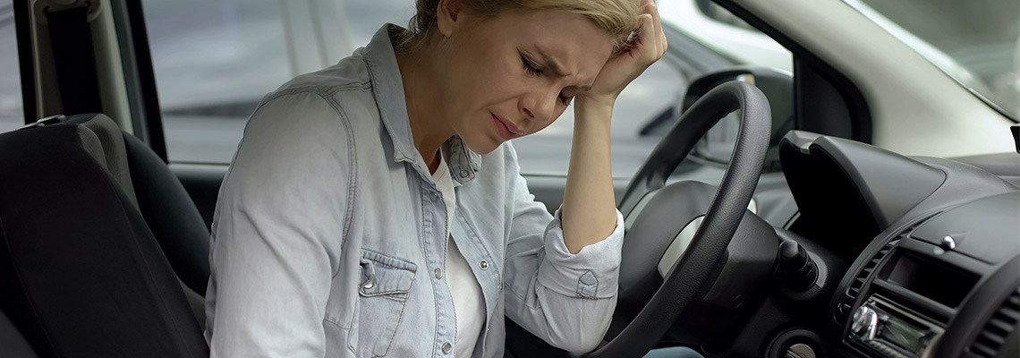 Toxic Car Syndrome: 3 Ways Your Car Is Making You Sick